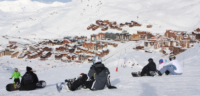 snowboard formigal spanish pyrenees