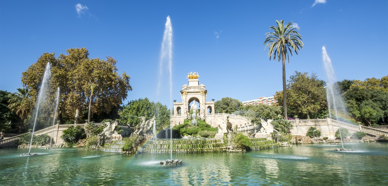 weekend Barcelona - Ciudadela Park, Barcelona, Spain