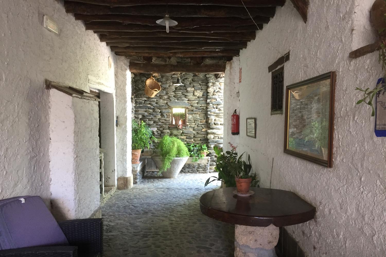 Hotel in the Alpujarras