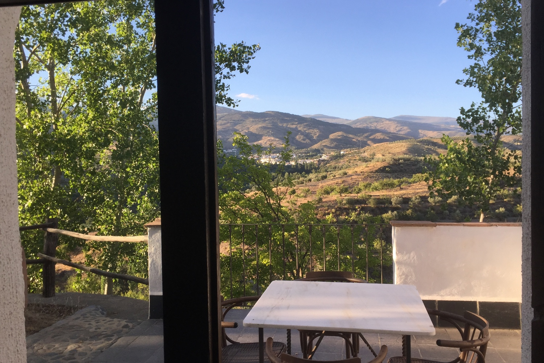 View of Las Alpujarras