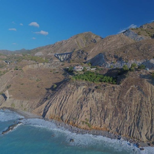 drone flying holiday andalucia spain