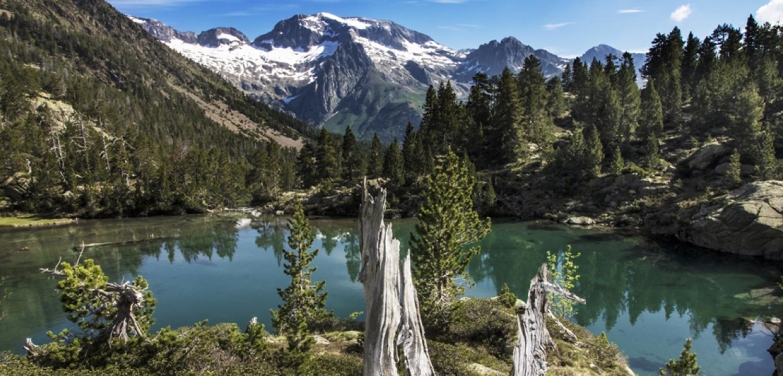 Spanish Pyrenees hiking
